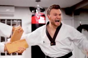 Taekwondo und Boxen für Erwachsene in Solingen