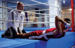 Taekwondo und Boxen für Jugendliche in Solingen