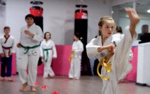 Taekwondo und Boxen für Kinder in Solingen