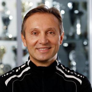 Dusko Tomić Taekwondotrainer in Solingen