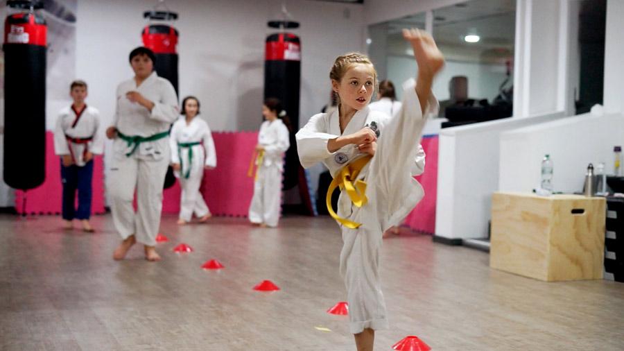 Taekwondo in Solingen für die Familie