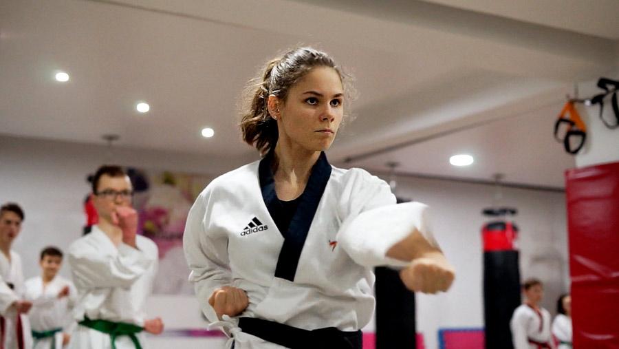 Taekwondo Galerie 2