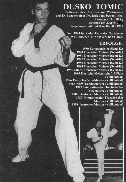 Taekwondo Club Auszeichnung